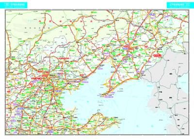 辽宁高速最新地图