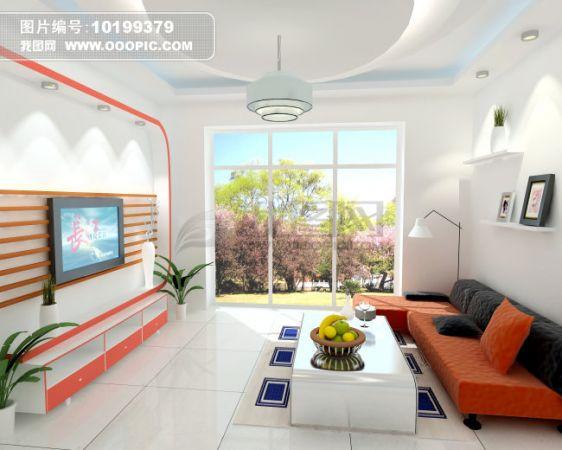 室内设计 【室内设计】19个有调调的客厅设计。